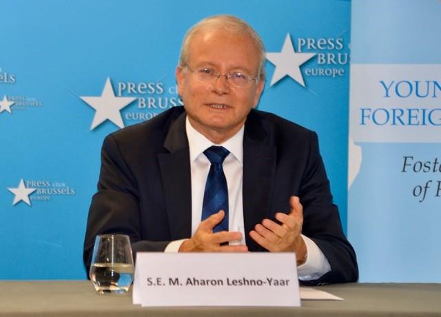 israel-ambassadeur-ypfp-octobre-2017
