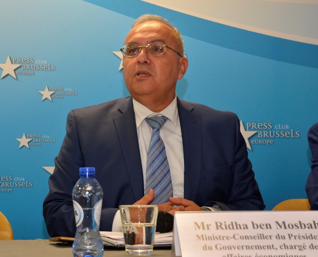 Tunisia - Ridha ben Mosbah