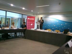 Press Club Diplomatic Platform Training Programme with Cambre Associates