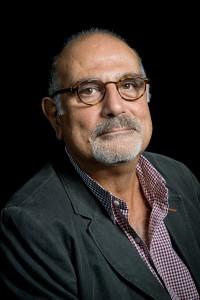 Maroun LABAKI - journalistePHOTO:Bruno DALIMONTE.