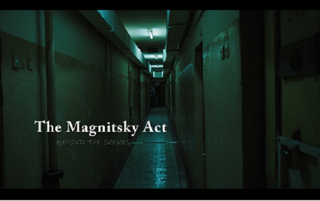 The Magnitsky Act. Behind the Scenes  by film Director...