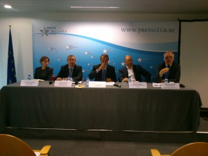 Media Briefing of the Business Alliance for Transatlantic Trade and Investment Partnership