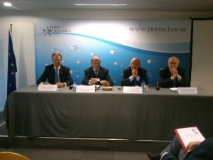 CIDIC Media Briefing : Driving forces in the economic reconstruction of the European internal market.