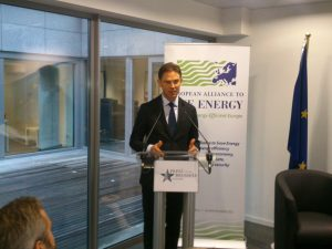 The Vice-President Katainen's speech about energy efficiency investments at the Press Club Brussels Europe
