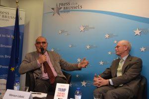 Dialogue avec l'ancien Président du Conseil Européen Herman Van Rompuy