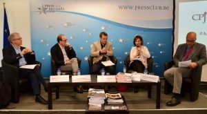CPJ panel on emerging threats to journalists