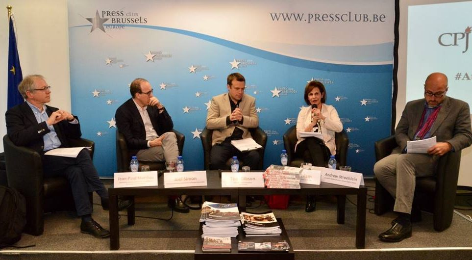 CPJ Panel