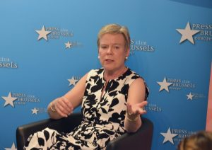 Conversation with NATO Deputy Secretary General Rose Gottemoeller