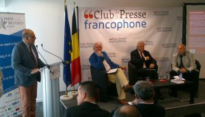 Conférence sur la Politique de Défense et de Sécurité Commune avec Pierre Vimont