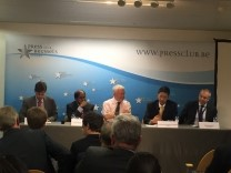 EU-Asia Centre panel discussion on ASEM, EAS and EU-ASEAN relations