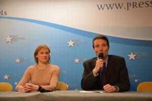 """Conférence de l'Institut Jacques Delors """" Les Italiens et l'Europe, chronique d'un désenchantement"""""""