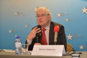 Conférence de l'Institut Jacques Delors sur les opinions publiques dans les pays de Visàgrad