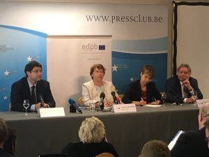 Press Conference of the European Data Protection Supervisor