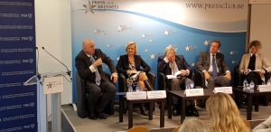 """The Polish Institute of International Affairs (PISM) and the Transatlantic Leadership Network (TLN) announced their latest joint publication """"Europe Whole and Free. Vision and Reality""""."""