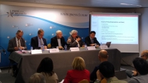 Panel Discussion on the future of Hong Kong co-hosted by the EU-Asia Centre and Belgium Hong Kong Society.