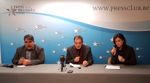 Press Conference About Turkish invasion on #Afrin (North-Syria)
