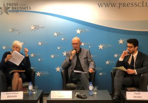 Press Conference Institut Jacques Delors : EU and US sanctions: which sovereignty ?