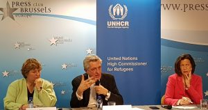 UNHCR Press conference with the High Commissioner Filippo Grandi