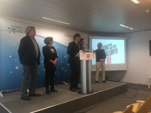 Carles Puigdemont announces candidacy in European Parliament