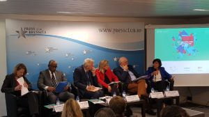 European Think Tanks Group's presented an Agenda for Europe in the World