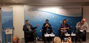 """Bertelsmann Stiftung and Bertelsmann Foundation North America organised a screening of """"The Troubles with Brexit"""""""