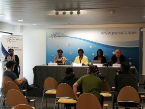 Press Conferenceof the Legal Team & Family of Illegally Extradited and Jailed Humanitarian Paul Rusesabagina to Hold Post-Verdict
